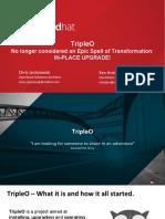 TripleO-OpenStack