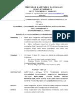 Sop Pengendalian Dokumen Eksternal Dan Pelaksanaan Pengendalian Dokumen Eksternal