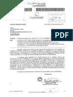 Informe de la Contraloría sobre el Metropolitano
