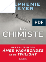 La chimiste de Stephenie Meyer.epub