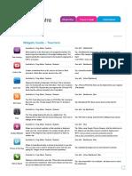 Widgets Guide – Teachers » Learn Centre-1