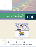 About the LGBTQ Credit Union Coalition