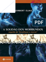 A Solidao Dos Moribundos - Nobert Elias