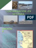 Contaminaciòn -En Sechura