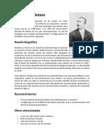 biografia compositores guatemaltecos