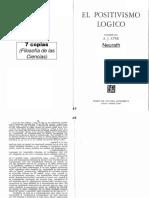 Neurath - Proposiciones Protocolares