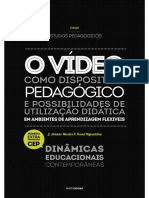 O Video Como Dispositivo Pedagógico