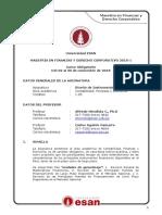 Silabo - Mendiola, Alfredo - Diseño de Instrumentos Financieros