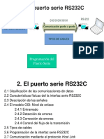 2.El Puerto Serie(Tansparencias)
