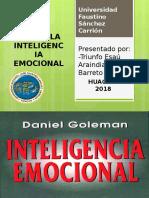 Ppt La Inteligencia Segun Goleman