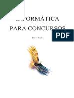 Apostila de Informática - 3000 Questoes (testes) resolvidos Banco do Brasil (BB), CEF, IBGE, TRE SP, Datiloscopia e Escrivão..pdf