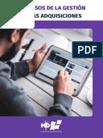 Manual - Procesos de la Gestión de las adquisiciones