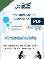 Comunicacion Administrativa