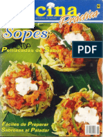 Cocina Practica 68 -Sopes