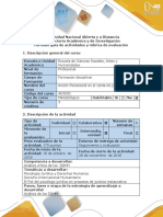 Guía de Actividades y Rubrica de Evaluación - Paso 3 - Realizar El Análisis de Los Derechos Humanos