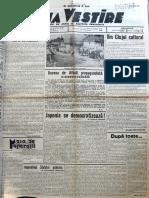 Buna Vestire anul I, nr. 60, 6 mai 1937