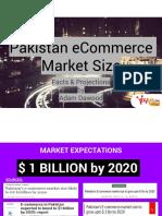 Pakistan ECommerce Market Size (NIC)