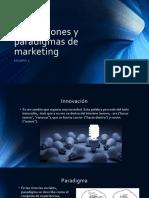Innovaciones y Paradigmas de Marketing