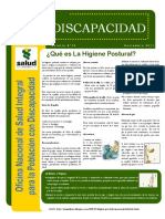 Mat HP - Boletín de Higiene Postural.pdf