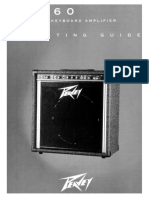 Peavey KB 60 User Manual