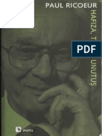 Paul Ricoeur - Hafıza Tarih Unutuş.pdf