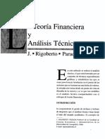 La Teoria Financiera Y Análisis Técnico - Rigoberto, Parada.pdf