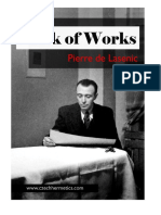 The Book of Works by Pierre de Lasenic(2)