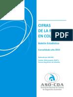 Boletin Estadistico Consolidado 2015 2