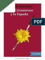 El Crisantemo y La Espada - Ruth Fulton Benedict