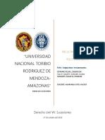 61801053 Indignidad Sucesoria y La Desheredacion en El Derecho Peruano