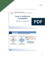 Tema 2. Análisis de Complejidad_2pg