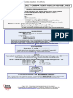 DCA-Coalition Insulin Guidelines