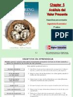 Analisis Del Valor Presente