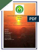 UTEC Environment Consultants Profile