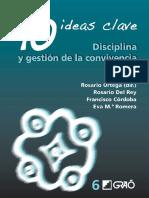 10 Ideas Clave. Disciplina y gestión de la convivencia - Eva María Romera Félix.pdf