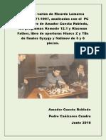 Partidas de Ricardo Lamarca