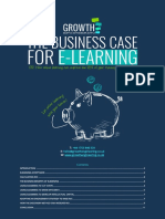 Growth Engineering the Business Case for ELearning