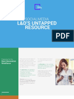Infopro Learning Social Media LDs Untapped Resource