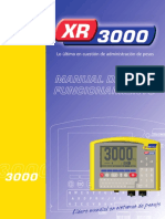 XR3000 User Manual (E) (1)