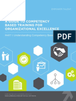 Lambda Solutions a Guide to Competency Based Training for Organizational Excellence Part 1