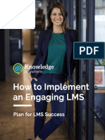 Knowledge Anywhere How to Implement an Engaging LMS
