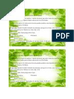 Carta Guias Verde