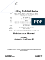 Title Page_King Air 200 Series