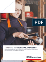 360Learning Training in the Retail Industry