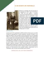 Biografia de Marieta de Veintimilla Presidentes