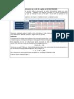 Ejemplo de Valoracion y Seleccion de Un Proyecto de Inversion Economico