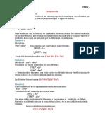 Material Sobre Factorización, Simplificación de Expresiones Algebraicas y Productos Notables.
