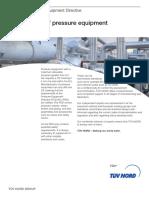 2015 08 European Pressure Equipment Directive Manufacture of Pressure Equipment