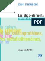 (Sciences et biomedicine) Tapiero, Haim (ed.)-Les oligo-éléments _ prévention des maladies humaines-Editions EDK (2004) (1).pdf