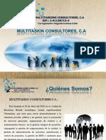 Presentacion Multitasking Consultores c